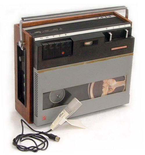 катушечного магнитофона с