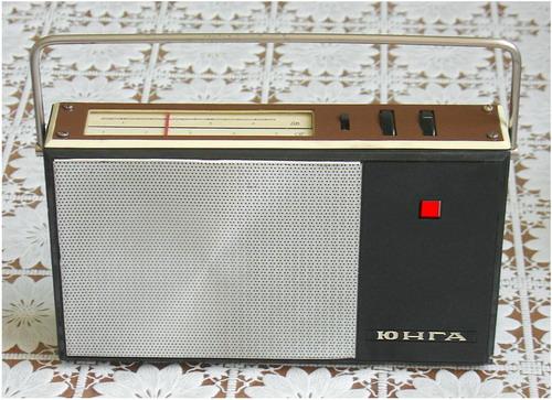 Радиоприёмник ''Юнга'' собран
